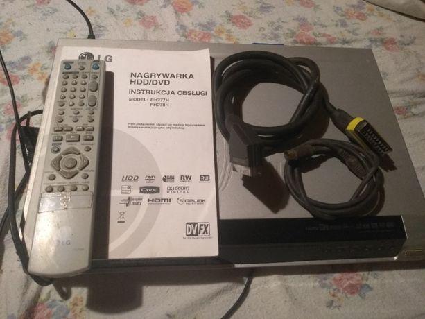 LG Nagrywarka DVD/HDD