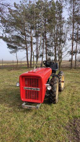 Traktorek ogrodowy , ciągnik Ursus SAM, diesel 10KM
