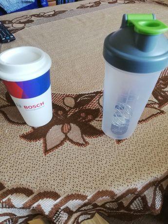 Shaker i kubek