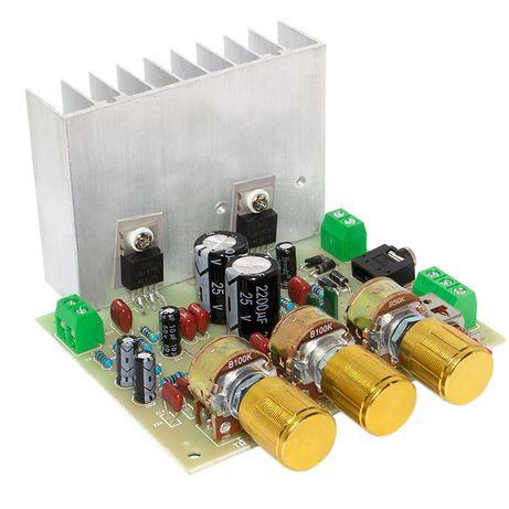 HI-FI Усилитель низкой частоты на LM1875