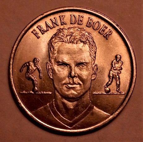Оранж Франк де Бур. Нидерланды / KNVB Oranje 2000 Frank de Boer