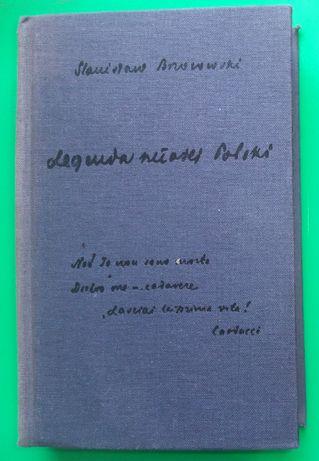 Legenda młodej Polski Stanisław Brzozowski 1983 reprint z 1910 roku