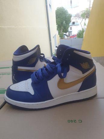 Nike Air Jordan edição limitada