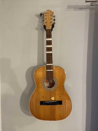 Gitara Akustyczna DEFIL hs-21 3/4 Po Serwisie Lutniczym