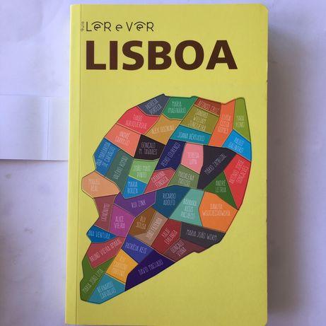 Guia Ler e Ver Lisboa - 20 anos egeac NOVO