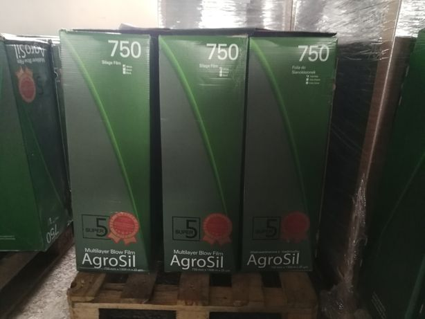 Folia rolnicza do sianokiszonki AGROSIL Eco Agri 750 500 Pryzma