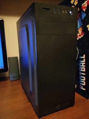 Komputer Intel i5-4430, 12GB RAM, GeForce GTX 760, SSD, HDD