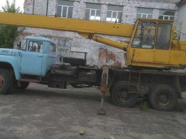 Автокран КС-3575 А Зіл-133ГЯ