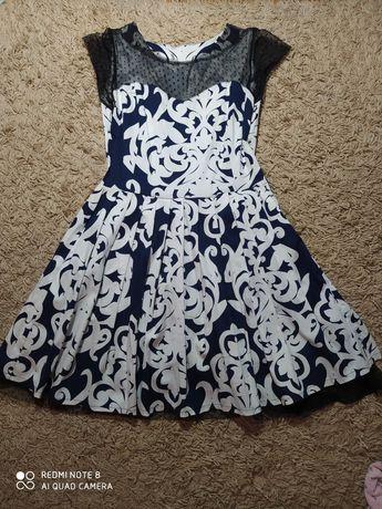 Платье для девочки  9- 11 лет . подойдёт для  выпускного .