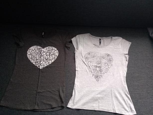 Dwupak koszulek S/XS