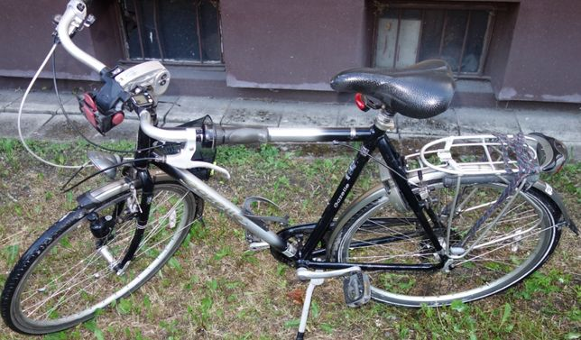 Rower miejski, Holenderka Gazelle