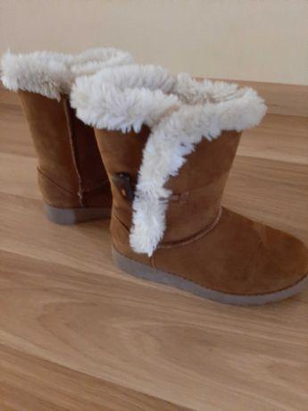 Buty śniegowce rozm.29