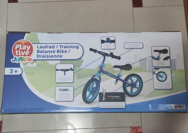 Nowy rowerek biegowy Playtive Lidl