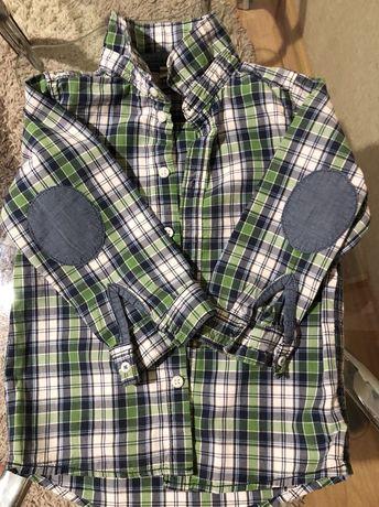 Рубашка H&M 1.5-2