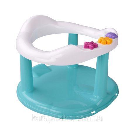 Стульчик для купания на присосках, аксессуары для купания малышей