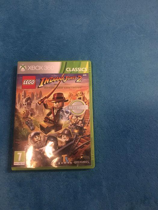 Indiana Jones 2 Xbox 360 lego Gliwice - image 1