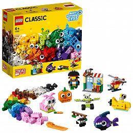 Lego Classic Кубики и глазки 11003 В Наличии Оригинал
