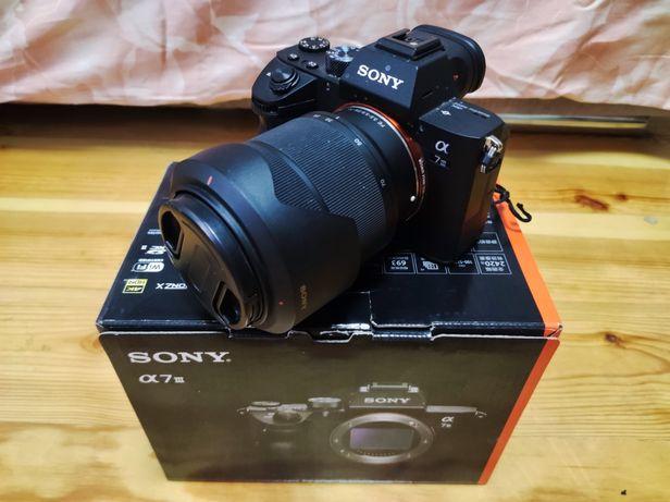 Sony a7 III + Sony 28-70mm OSS