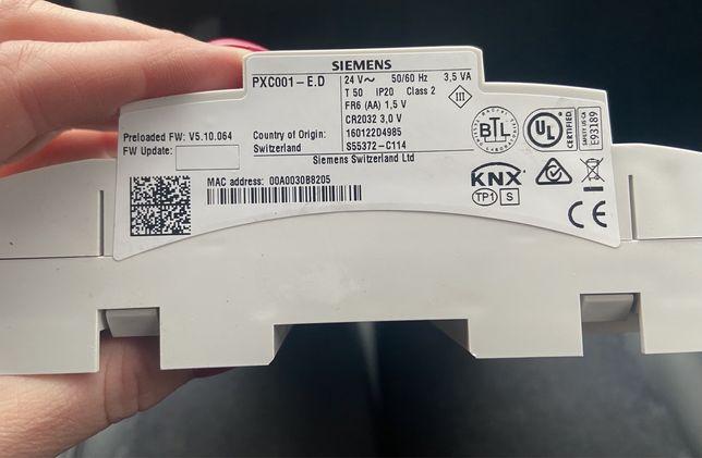 Контроллер Siemens PXC001-ED