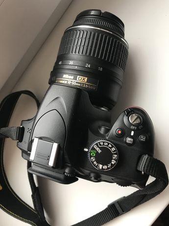 Nikon фотоаппарат в идеальном состоянии