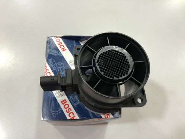 Medidor massa de ar e sensor de pressão de turbo BOSCH