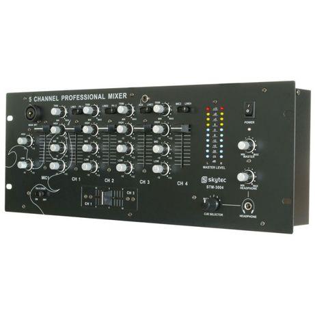 Mikser 5-kanałowy Skytec MAX 3004