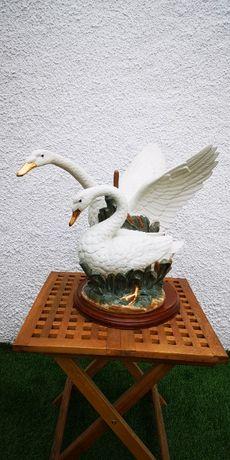 Conjunto de patos para decoração