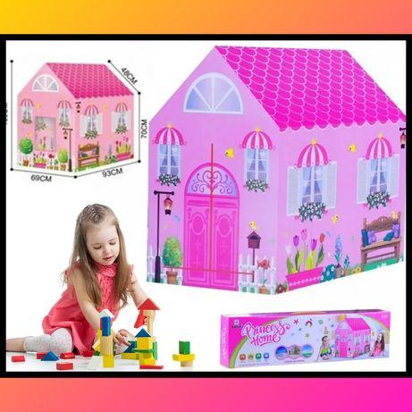 Каркасная игровая палатка-домик Princess Home / Детская палатка