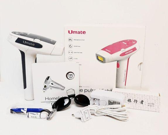 Мягкие импульсы, эпилятор | Фотоэпилятор Umate T006, лазерный