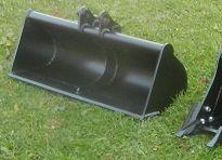 Планіровочні ковші для екскаватора-навантажувача та міні-екскаваторів