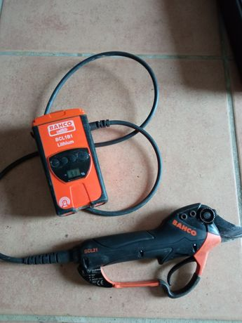 Tesoura de poda elétrica BAHCO BCL21