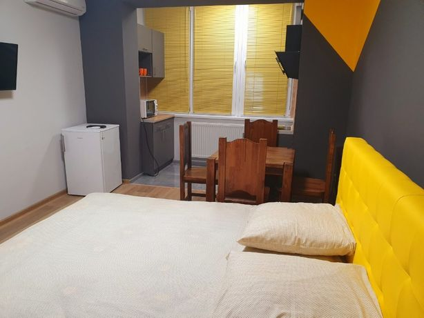 Апартаменты посуточно Yes Silver34/b,на Другетов