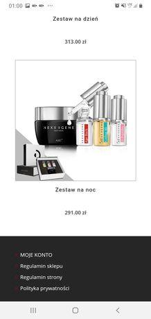 Nowy zestaw ekskluzywnych kosmetyków na dzień Aube Nexxogene