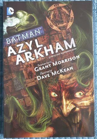 Batman. Azyl Arkham (nowy)