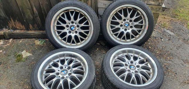 Felgi Rondell 0058 17x8 ET35 BMW E36 E46 komplet opony gratis okazja