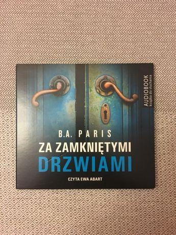 Za zamkniętymi drzwiami - B.A. Paris - audiobook