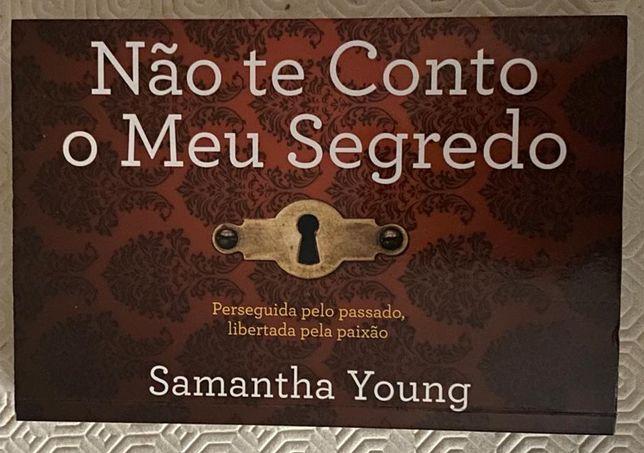 Livro: 'Não te conto o meu segredo' de Samantha Young