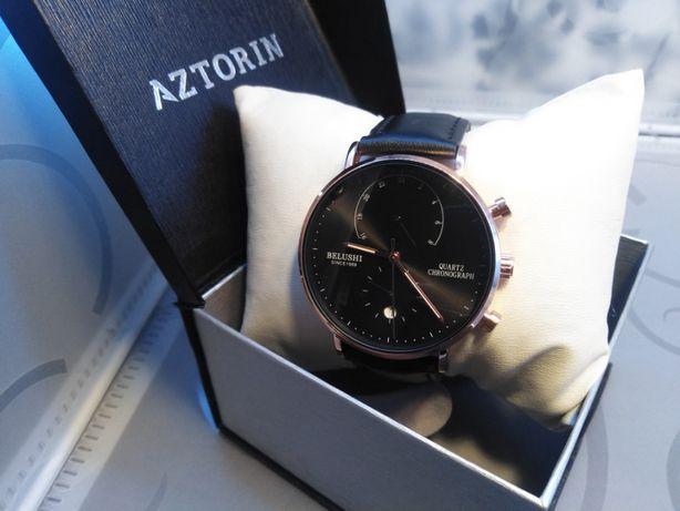 Zegarek z datownikiem wodoszczelny