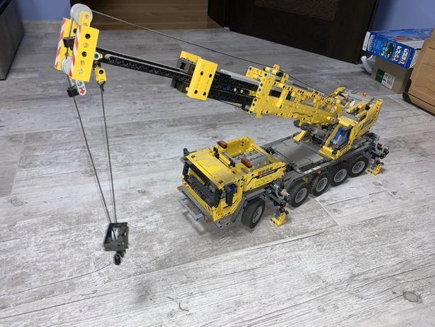 Lego technic żuraw
