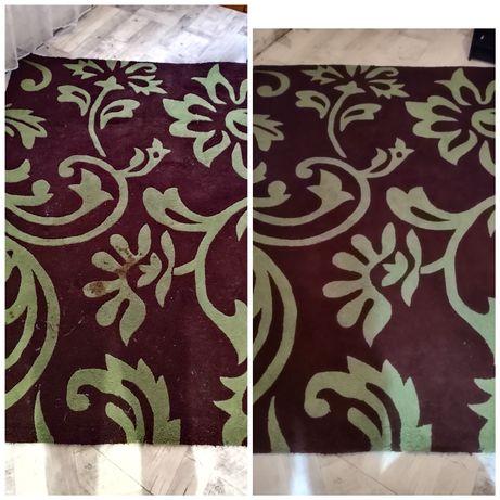 Pranie ekstrakcyjne tapicerki, mebli tapicerowanych, dywanów