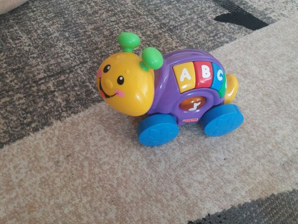 Zabawka edukacyjna do nauki alfabetu