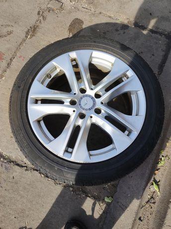 Koła Mercedes 8x17 5x112 et48 w211 w212
