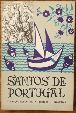 santos de portugal, colecção educativa