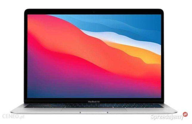 Laptop Apple MacBook Air M1/8GB/256/Mac OS NOWY