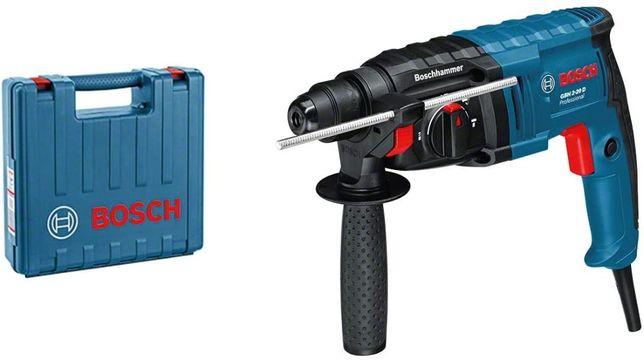 Bosch GBH 2-20 D Młotowiertarka + Walizka