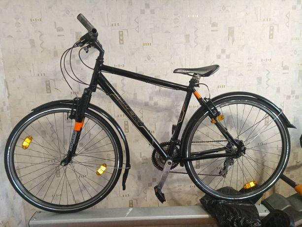 Туринг циклокросс городской дорожный вел гравийник Сyclocross Gravel