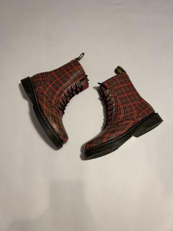 Мужские  резиновые ботинки dr martens drench  1460 1461 41