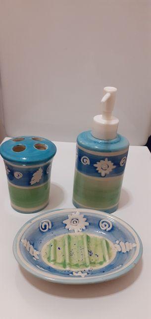 Conjunto Casa de banho - 3 peças