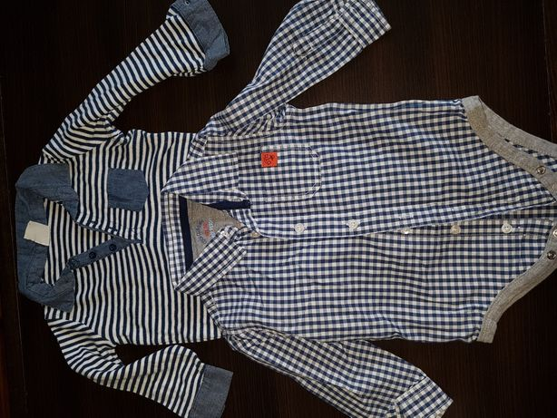 Ubranka dla chłopca 80-86 rozm .