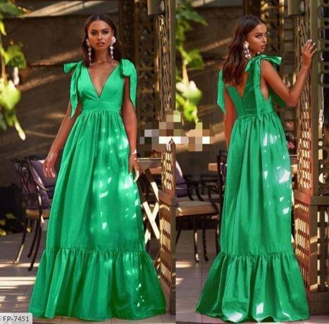 Сарафан, платье в пол